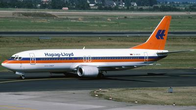 D-AHLK - Boeing 737-4K5 - Hapag-Lloyd