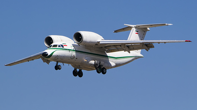 15-2256 - Antonov An-74-200 - Iran - Revolutionary Guard
