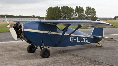 G-LCGL - Comper CLA7 Swift Replica - Private