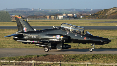ZK013 - British Aerospace Hawk T.2 - United Kingdom - Royal Air Force (RAF)