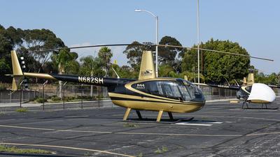 N682SH - Robinson R44 Raven - Private