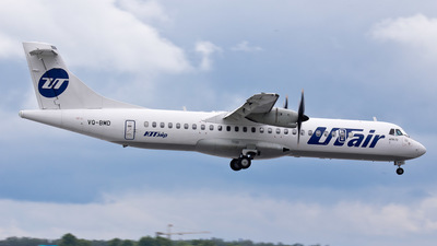 VQ-BMD - ATR 72-212A(500) - UTair Aviation