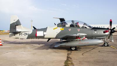 PT-ZHJ - Embraer EMB-314 Super Tucano - Embraer