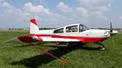 N28703 - Grumman American AA-5B Tiger - Private
