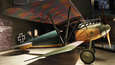 D.5390/17 - Albatros D.Va - Germany - Air Force