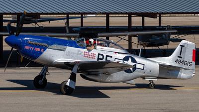 N55JL - North American P-51D Mustang - Private