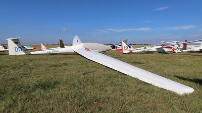 HA-6765 - Schempp-Hirth Janus C - Aero Club - Malév