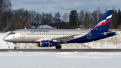 RA-89126 - Sukhoi Superjet 100-95B - Aeroflot