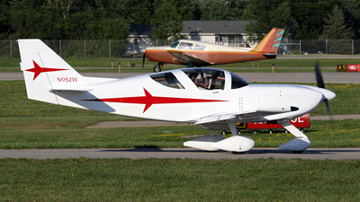 N952W - Glasair Aviation SII-S FT - Private
