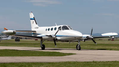 A picture of CGTOP - Cessna 340A - [340A0620] - © Mike MacKinnon