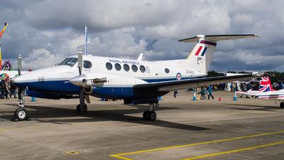 ZK452 - Beechcraft B200 Super King Air - United Kingdom - Royal Air Force (RAF)