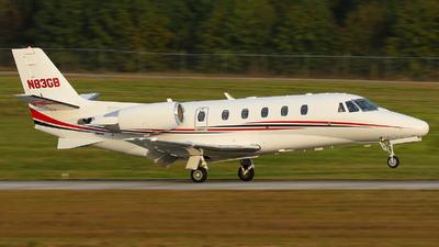 N83GB - Cessna 560XL Citation XLS - Private