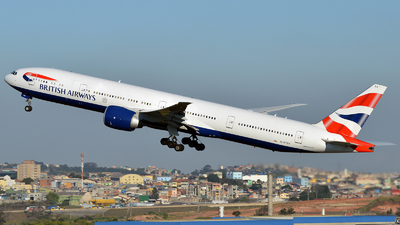 G-STBJ - Boeing 777-336ER - British Airways
