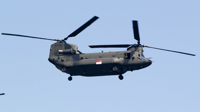 88189 - Boeing CH-47SD Chinook - Singapore - Air Force