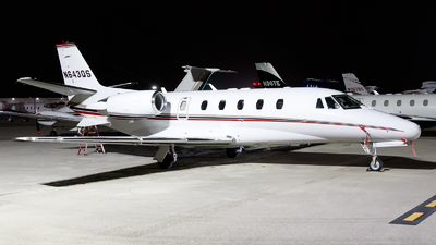 N643QS - Cessna 560XL Citation XLS - NetJets Aviation