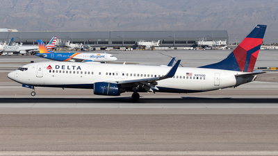 A picture of N3750D - Boeing 737832 - Delta Air Lines - © Yixin Chen