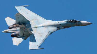 RF-92407 - Sukhoi Su-27P Flanker - Russia - Air Force