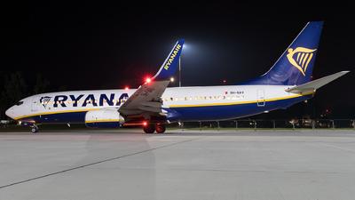 A picture of 9HQAV - Boeing 7378AS - Ryanair - © Łukasz Stawiarz