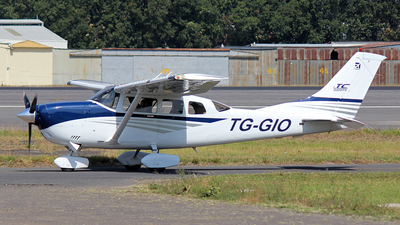 TG-GIO - Cessna T206H Stationair TC - Private