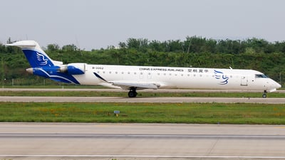 B-3362 - Bombardier CRJ-900LR - China Express Airlines