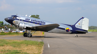HK-3293 - Douglas DC-3C - Air Colombia