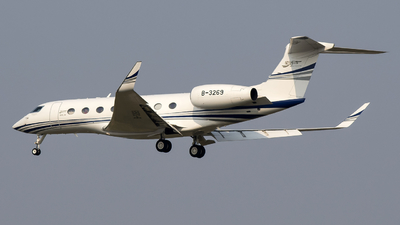 B-3269 - Gulfstream G650 - Private