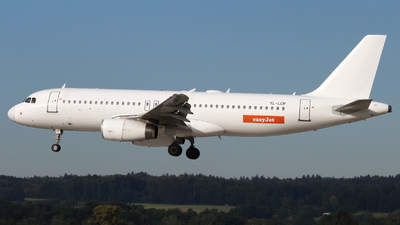 YL-LCP - Airbus A320-232 - easyJet (SmartLynx Airlines)