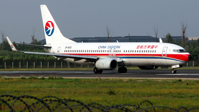 B-5100 - Boeing 737-89P - China Eastern Airlines