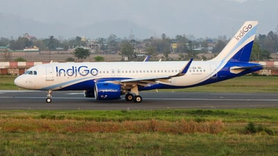 A picture of VTIZA - Airbus A320271N - IndiGo - © norris_haobam