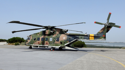 19604 - Agusta-Westland EH-101 Merlin - Portugal - Air Force