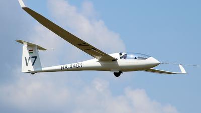 HA-4483 - Schempp Hirth Ventus 2B - Private