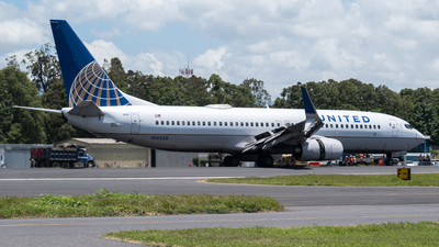 A picture of N14235 - Boeing 737824 - United Airlines - © Juan Manuel Galvez