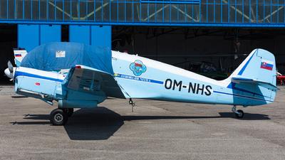 OM-NHS - Aero 45 - Aero Club - Nitra
