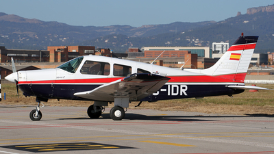 EC-IDR - Piper PA-28-161 Warrior II - Private