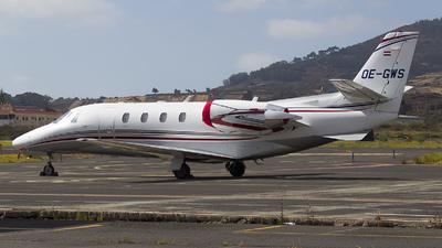 OE-GWS - Cessna 560XL Citation XLS Plus - International Jet Management