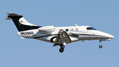 A picture of N639AS - Embraer Phenom 100 - Executive Flight Services - © DJ Reed - OPShots Photo Team