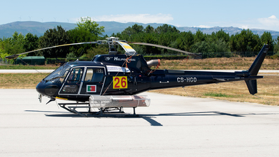 CS-HGO - Aérospatiale AS 350B3 Ecureuil - HeliPortugal