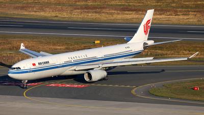 A picture of B6101 - Airbus A330343 - Air China - © Daniel Klein