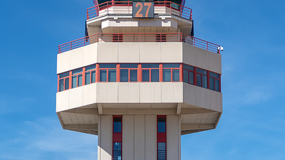 LECU - Airport - Control Tower