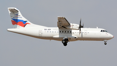 SX-JOY - ATR 42-500 - Sky Express