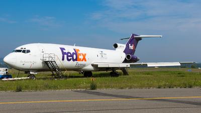N467FE - Boeing 727-225(Adv)(F) - FedEx