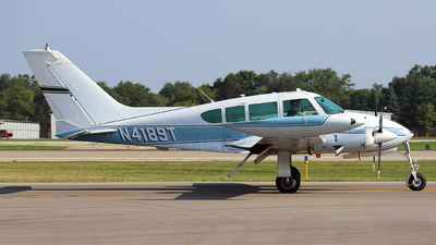 A picture of N4189T - Cessna 320 Skyknight - [320D0089] - © GregMac