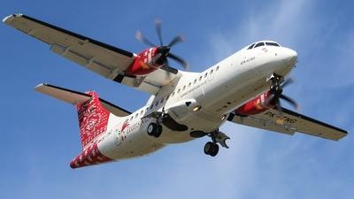 A picture of PKTNG - ATR 42500 - TransNusa - © indra saputra