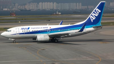 JA03AN - Boeing 737-781 - All Nippon Airways (ANA)