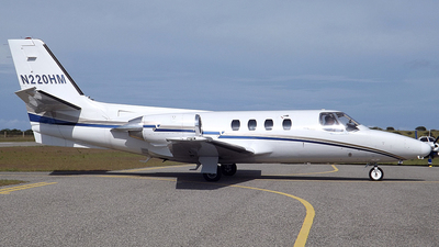 A picture of N220HM - Cessna 501 Citation ISP - [5010182] - © Jimmy Lorenzo