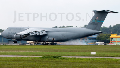85-0004 - Lockheed C-5M Super Galaxy - United States - US Air Force (USAF)