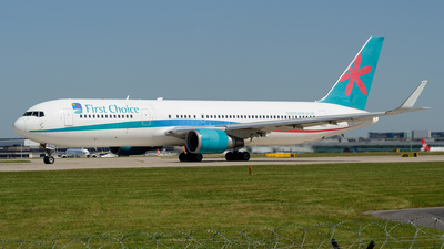 G-OOBM - Boeing 767-324(ER) - First Choice Airways
