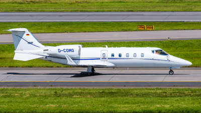 A picture of DCOMO - Learjet 60 -  - © Alexander Lebedev