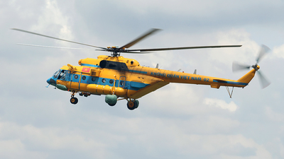 02 - Mil Mi-171A Baikal - Vietnam - Air Force