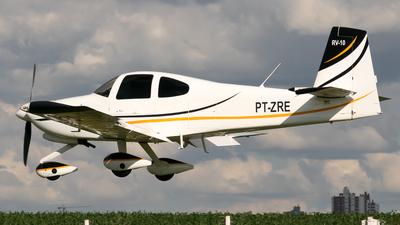 PT-ZRE - Vans RV-10 - Private